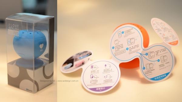 跟进产品的特征,提供包装,说明书等物料设计创意,这也是用户体验非常图片